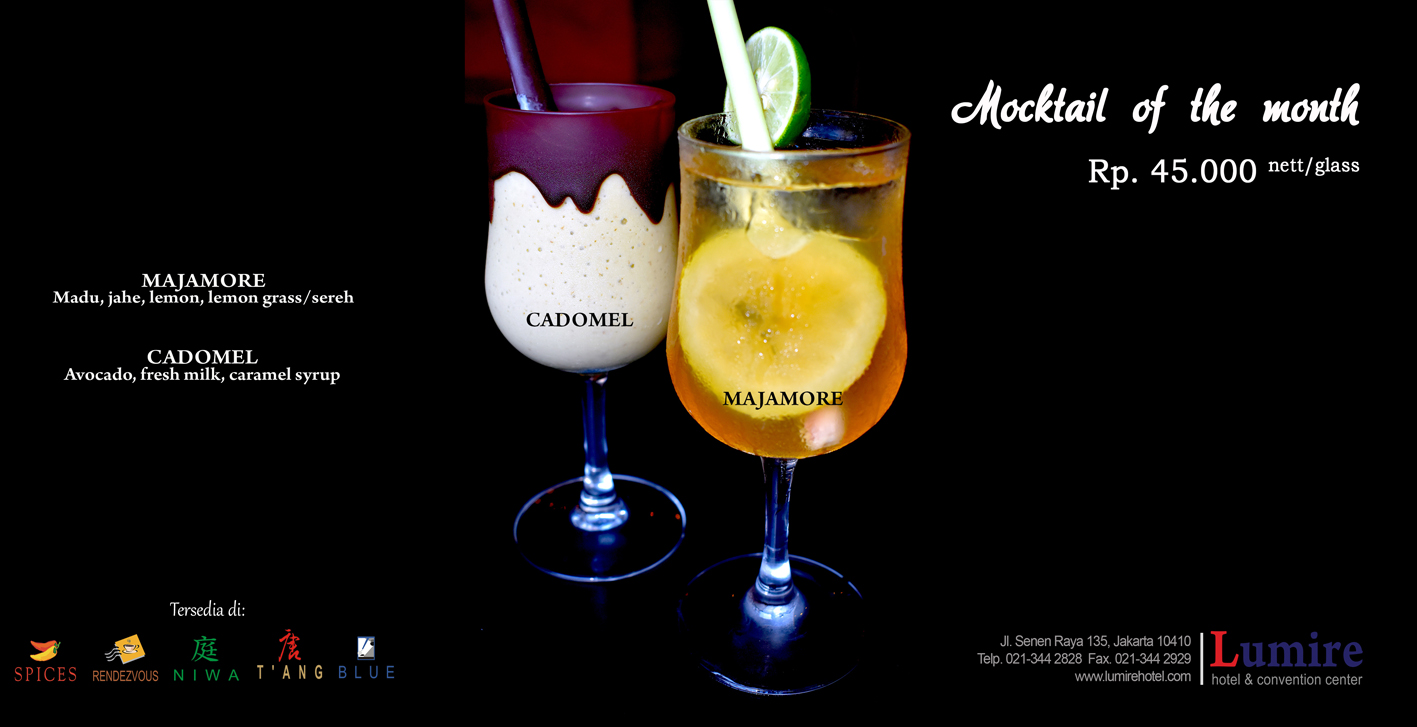 Mocktail of the Month